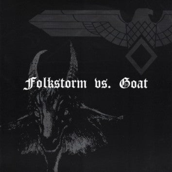 "Folkstorm vs. Goat ""Split"" 7"""