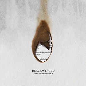 "Blackwinged ""Soul Deconstruction"" CD"