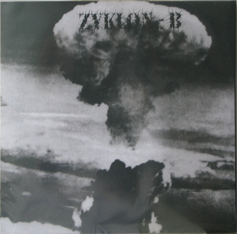 "ZYKLON-B ""BLOOD MUST BE SHED"" 7"""