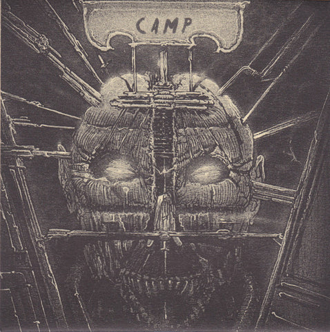 "Camp / Intumescence ""Camp / Sarcoma"" Split 7"""