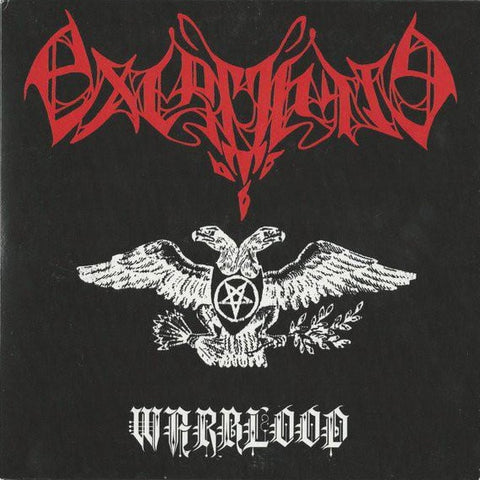 "Excruciate 666 ""Warblood"" 7"""