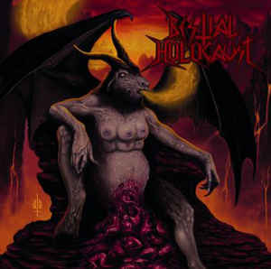 "Bestial Holocaust ""Into the Goat Vulva"" LP"