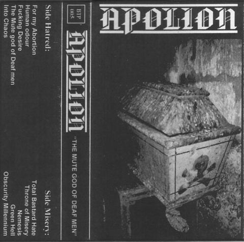"Apolion ""The Mute God of Deaf Men"" Demo"