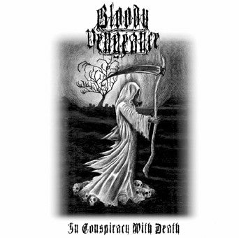 "Bloody Vengeance ""In Conspiracy With Death"" CD"