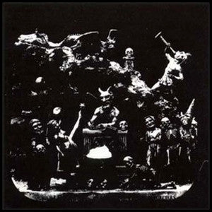 "Countess ""The Gospel of the Horned One"" CD"
