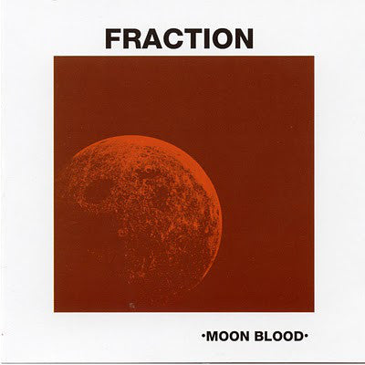 "Fraction ""Moon Blood"" Purple Marble Vinyl LP (1971 Psychedelic Hard Rock)"