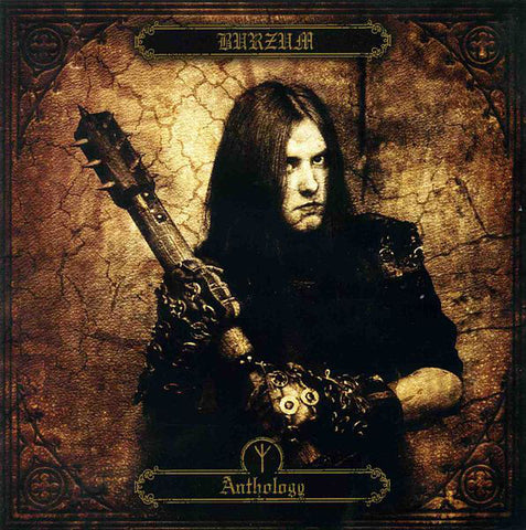 "Burzum ""Anthology"" Double LP"