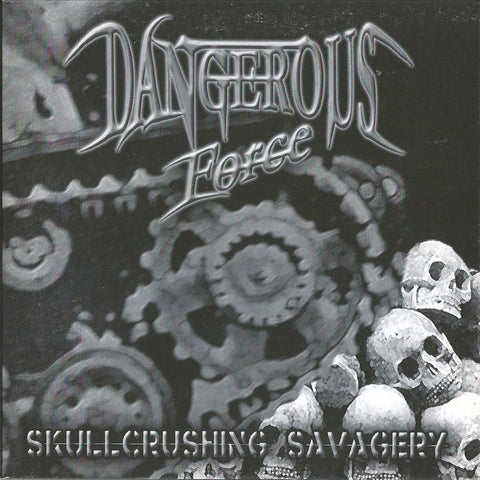 Dangerous Force / Solitude Split 7""