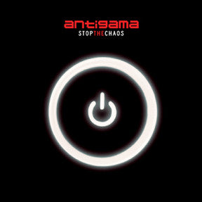 "Antigama ""Stop the Chaos"" Red Vinyl LP"