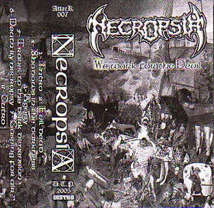"Necropsia ""We Work For The Devil"" MC"