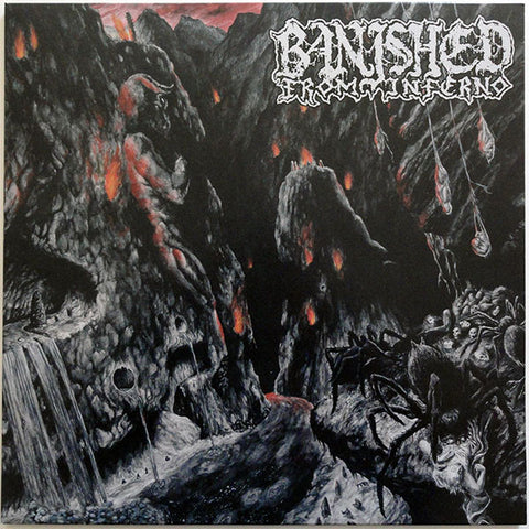 "Banished From Inferno ""Minotaur"" LP"