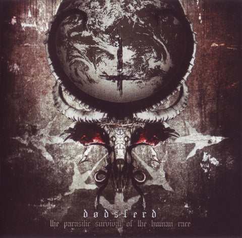 "Dodsferd ""The Parasitic Survival Of The Human Race"" LP"