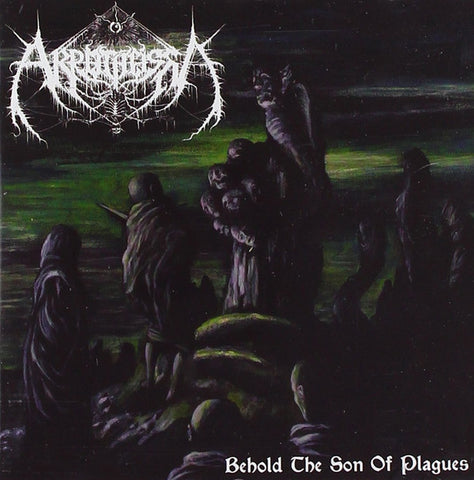 "Akrotheism ""Behold the Son of Plagues"" LP"