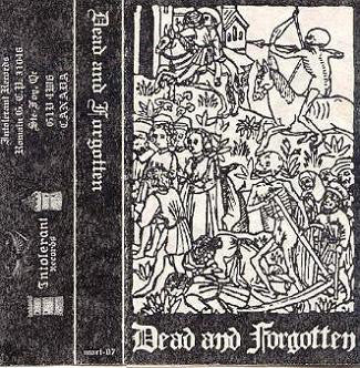"Dead and Forgotten ""Demo"" Demo"
