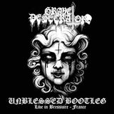 "Grave Desecrator ""Unblessed Bootleg"" White LP+Patch"