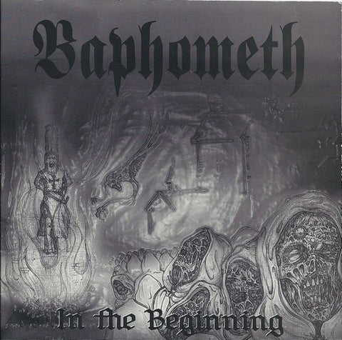 "Baphometh ""In the Beginning"" CD"