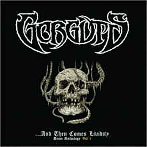 "Gorguts ""And Then Comes Lividity / Demo Anthology Vol. 1"" LP"