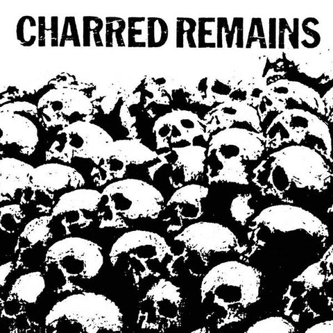 "V/A ""Charred Remains"" Double LP + Booklet"