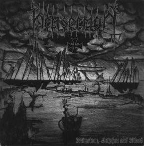 "Hellsermon ""Brimstone, Sulphur and Blood"" 7"""