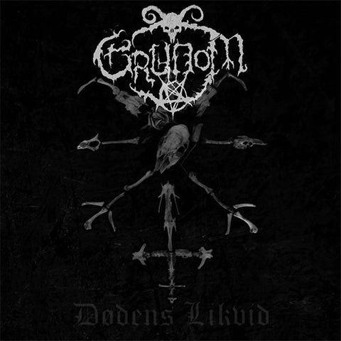"Grudom ""dodens likvid"" LP (Ancient Recs related)"