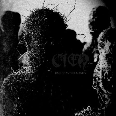 "Cien ""Time of Anti-Humanity"" CD"