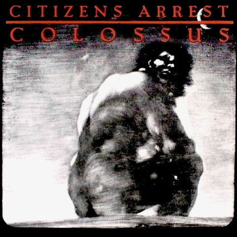 "Citizens Arrest ""Colossus"" Double LP + Booklet"
