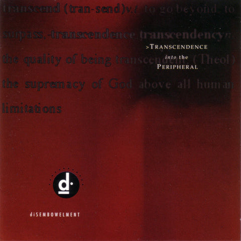 "Disembowelment ""Transcendence into the Peripheral"" Double LP"