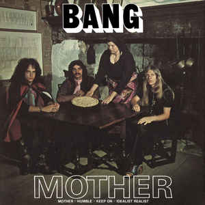 "Bang ""Mother / Bow to the King"" LP"