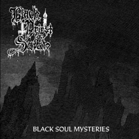 Black Priest of Satan / Crucifixion Wounds Split 7""