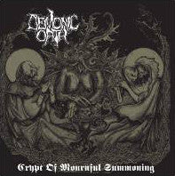 "Demonic Oath ""Crypt of Mournful Summoning"" LP"