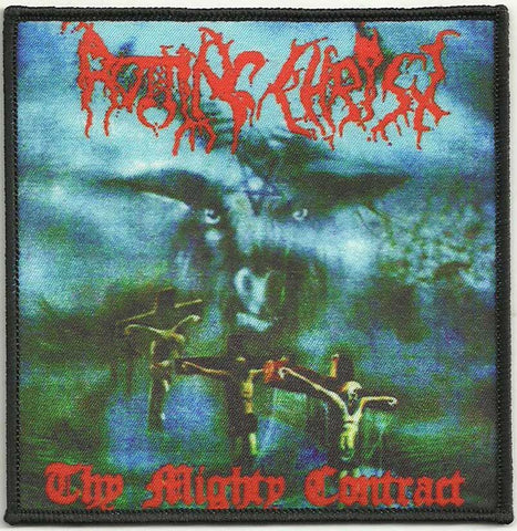 "Rotting Christ ""Thy Mighty Contract"" Full Color Patch"