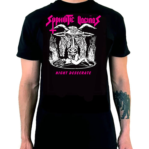 "Syphilitic Vaginas ""Night Desecrate"" TS"