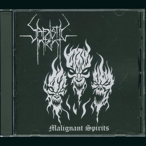 "Sadistic Intent ""Malignant Spirits"" CD"