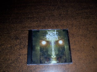 "Silent Kingdom ""Bloodless"" CD"