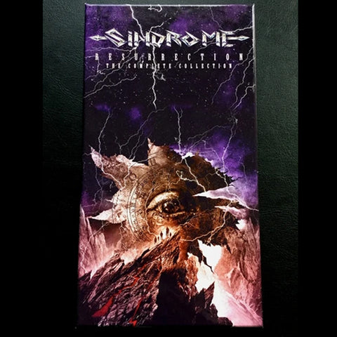 "SINDROME ""Resurrection"" 3 x MC Boxset"