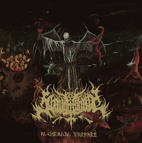"Slaughtbbath ""Alchemical Warfare"" LP"