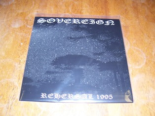 "Sovereign ""Rehearsal 1995"" 10"""
