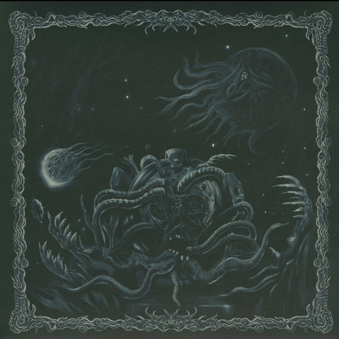 "Cosmic Void Ritual ""Grotesque Infections Of Interplanetary Divide"" LP"