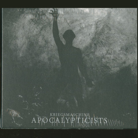 "Kriegsmaschine ""Apocalypticists"" Digipak CD"