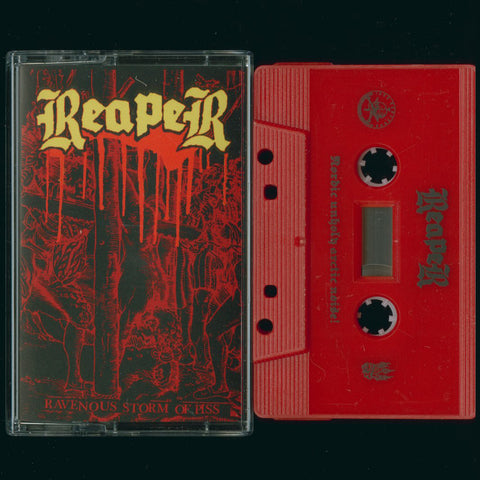 "Reaper ""Ravenous Storm of Piss"" Demo"