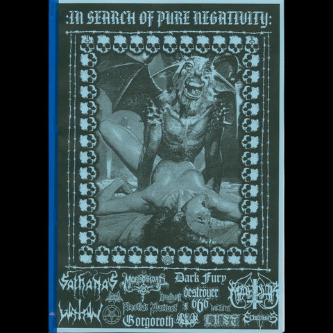 In Search of Pure Negativity Zine #8
