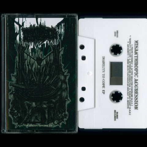 "Misanthropic Aggression ""Inability To Cope"" Demo"