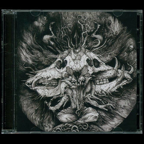 Manticore / Bestial Mockery / Obeisance / Witch King 4 Way Split CD