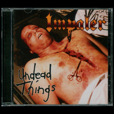 "Impaler ""Undead Things"" CD"