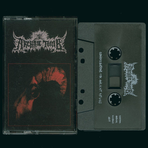 "Archaic Tomb ""Congregations for Ancient Rituals"" Demo"