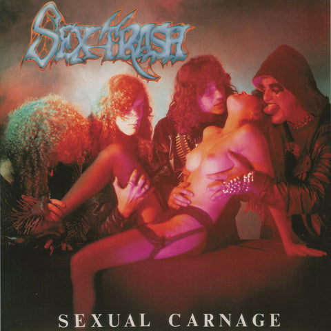 "Sextrash ""Sexual Carnage"" LP"