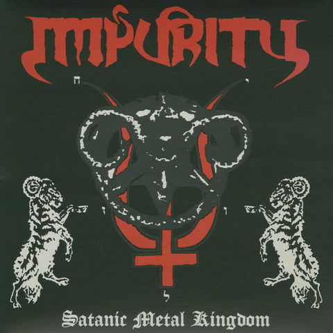 "Impurity ""Satanic Metal Kingdom"" LP"
