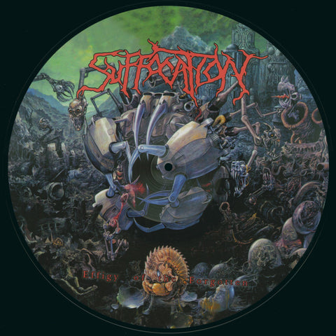 "Suffocation ""Effigy of the Forgotten"" Picture LP"