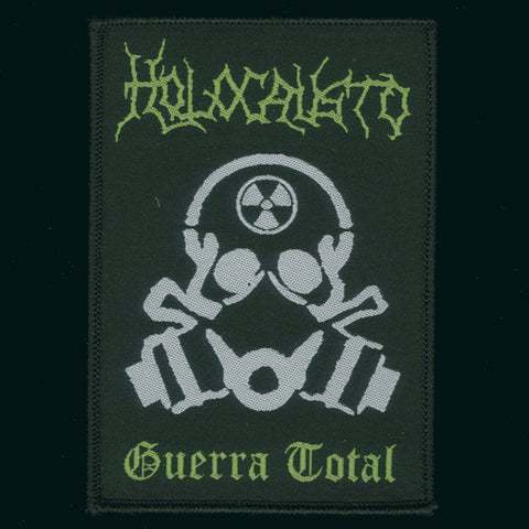 "Holocausto ""Guerra Total"" Patch"