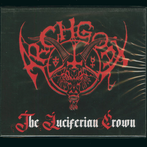 "Archgoat ""The Luciferian Crown"" Slipcase CD"